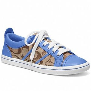 Coach Alivia Signature C Sneakers